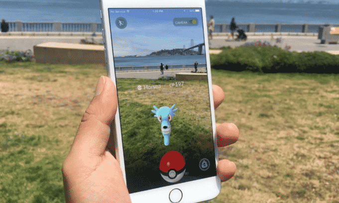 What is the Employee Experience? Pokemon Go