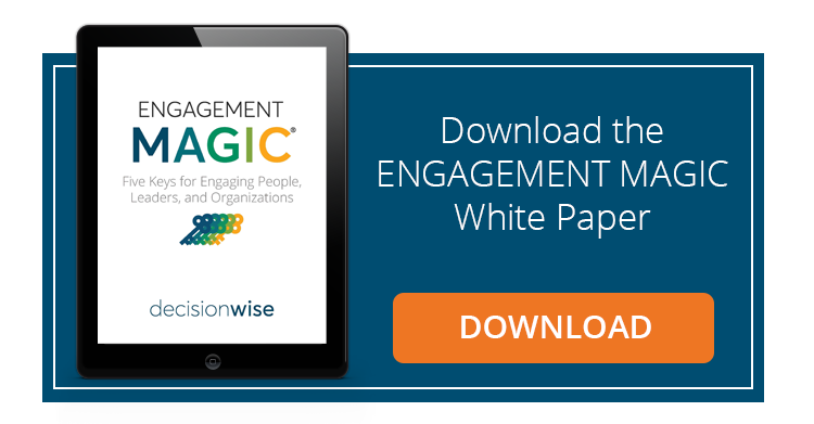 Call to Action: Download the ENGAGEMENT MAGIC<sup style=