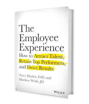 The Employee Experience Book Cover